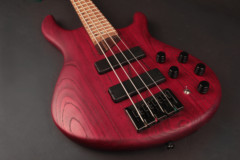Cort Adds B4 Plus AS RM Bass to Artisan Series