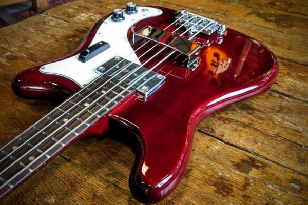 Eastwood Guitars Now Shipping Newport Bass