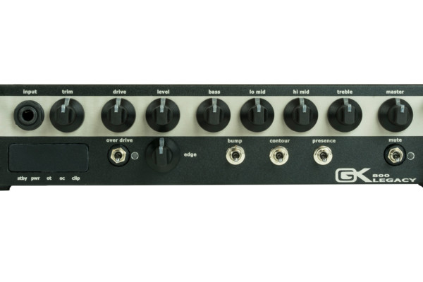 Gallien-Krueger Announces Legacy Series Bass Amps