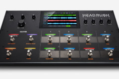 Headrush Introduces the Looperboard
