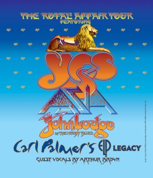 Yes: The Royal Affair Tour