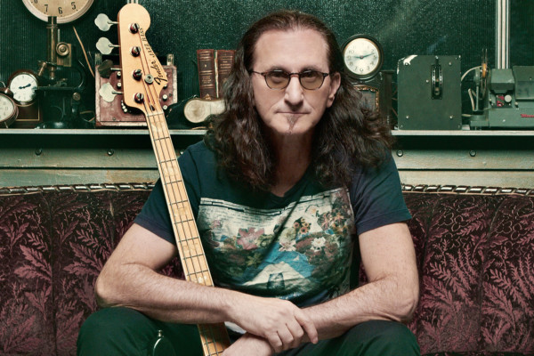 Geddy Lee Announces Bass Exhibit, Book Tour