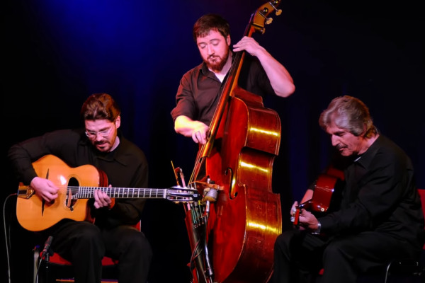 Joscho Stephan Trio: Hey Joe