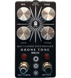 Mattoverse Electronics Drone Tone MkIII Pedal