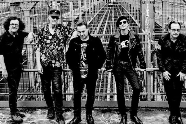 The Damned Announce Tour with Bassist Paul Gray