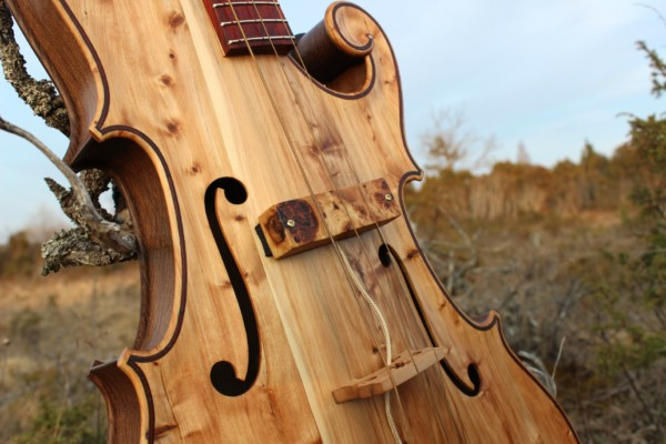 Bass of the Week: Tüi Instruments Muhu Bass