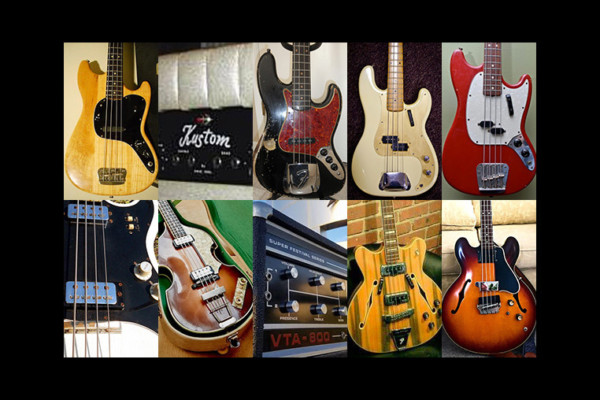 "NT10: Top 10 ""Old School"" Bass Gear"