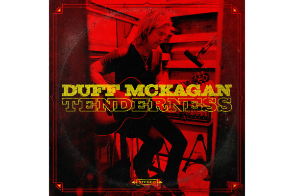 "Duff McKagan's ""Tenderness"" Now Available"