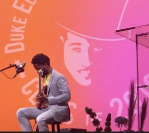 Duke Ellington School: Ben Williams Performance