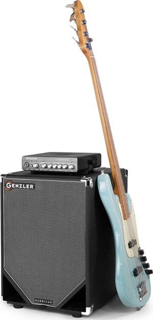 Genzler Amplification MG350-MG12-COMBO Amp