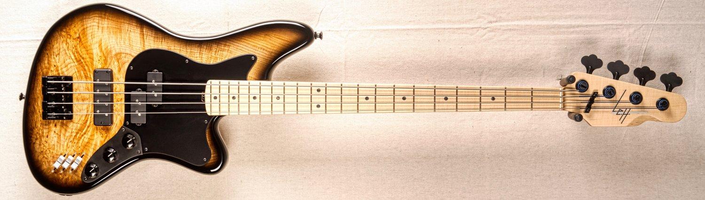 L.e.H. Guitars Offset 4