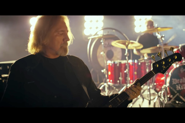 Geezer Butler and Deadland Ritual: Broken and Bruised