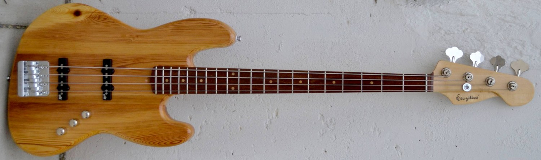StoryWood Music Duke Ellington School Bass