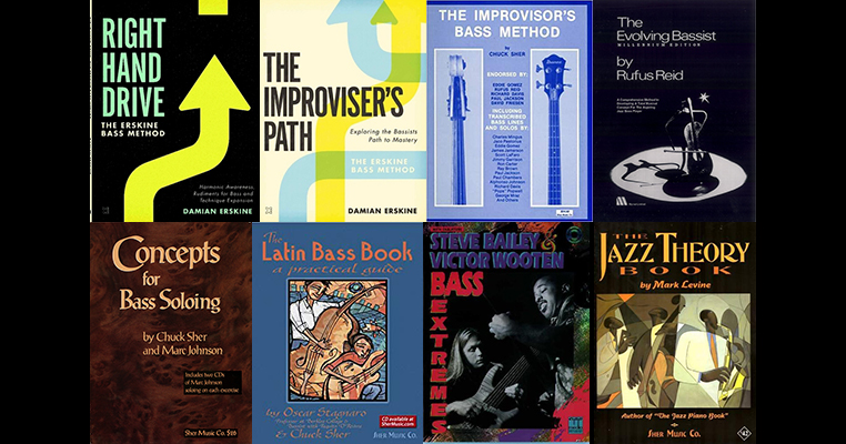 Bass Instruction Books