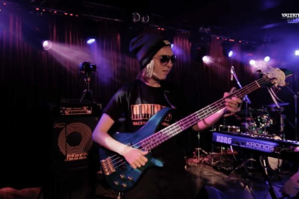 Valeriy Stepanov Fusion Project: Live