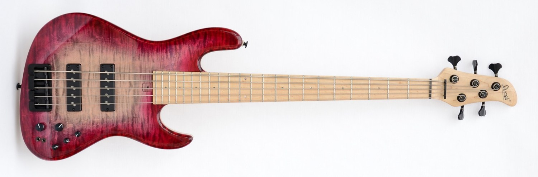 Sivcak Guitars NDHS 5 062916 Bass