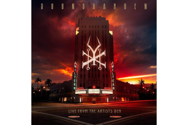 """Soundgarden Releases """"Live from the Artists Den"""""""