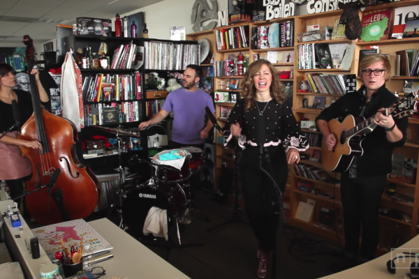 Lake Street Dive: Tiny Desk Concert