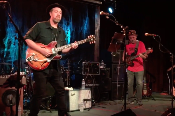 Eric Krasno, Bobby Vega and Jay Lane: Eleanor Rigby