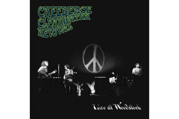 "Creedence Clearwater Revival Releases ""Live at Woodstock"""