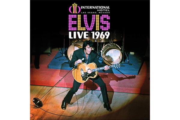 "Elvis Presley Estate Releases ""Live 1969"" CD Set, Featuring Jerry Scheff"