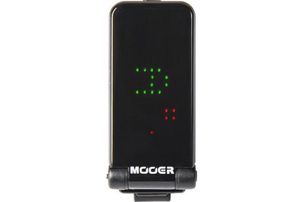 Mooer Audio Introduces the CT-01 Clip-On Tuner
