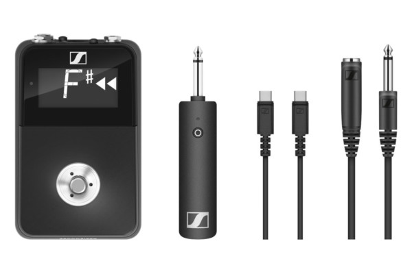Sennheiser Introduces XSW-D Wireless Digital Pedalboard Set
