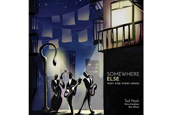 "Ted Nash, Steve Cardenas, and Ben Allison Release ""Somewhere Else"""