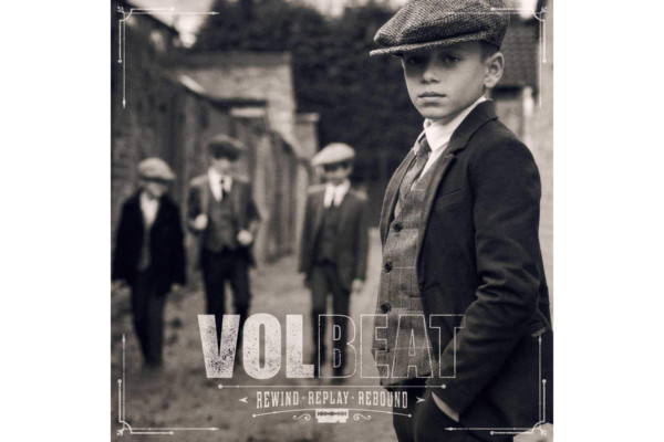 "Volbeat Releases ""Rewind, Replay, Rebound"""