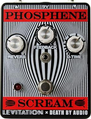 Death By Audio Phosphene Scream Pedal