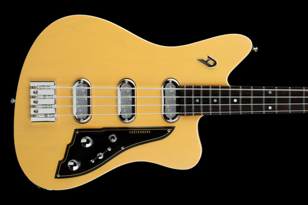 Duesenberg Guitars Announces the Triton Bass