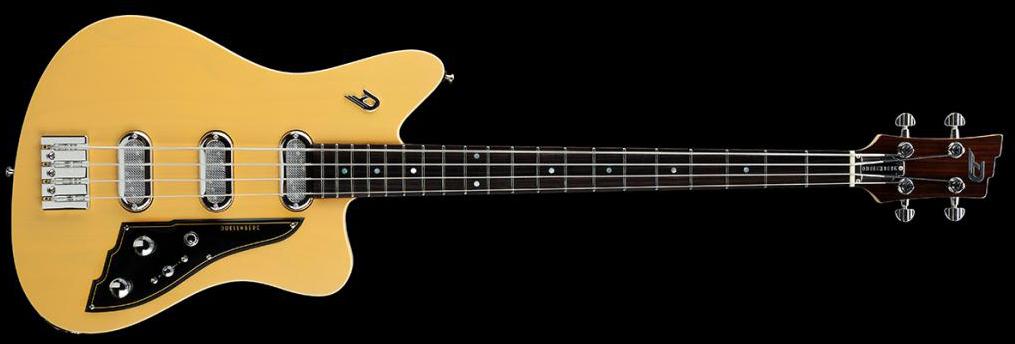 Duesenberg Triton Bass Gold