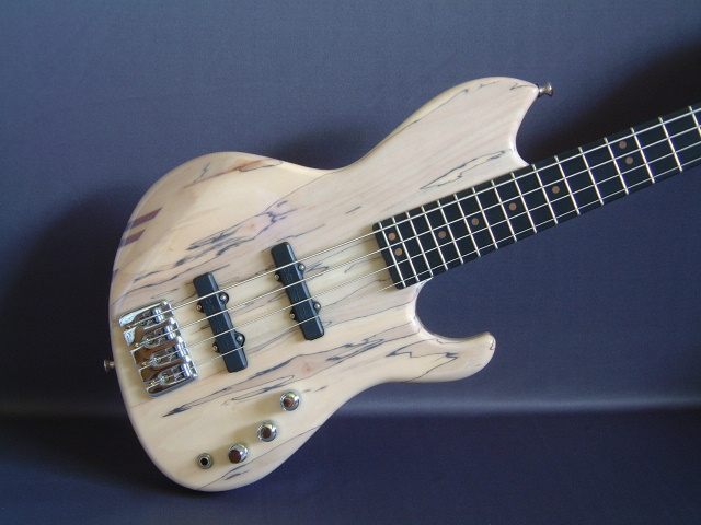 LeCompte PT 1.5-4 Spalted Bass Body Angle