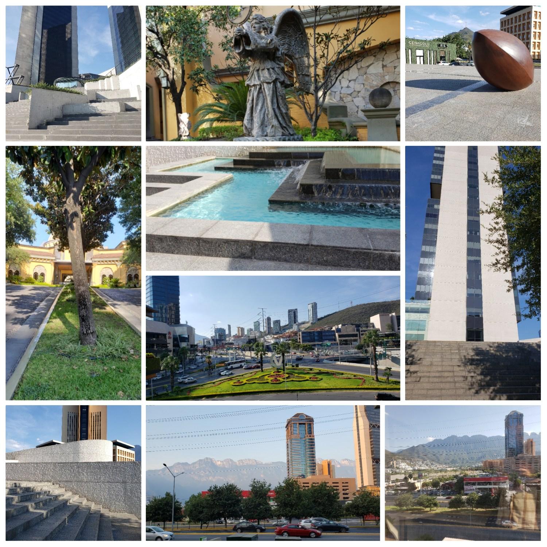 Monterrey, Mexico - Border Crossing & Salon Morelos