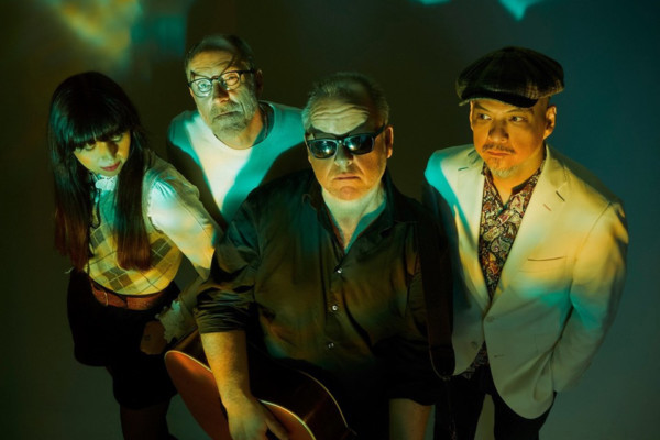 The Pixies Announce Club Tour Dates