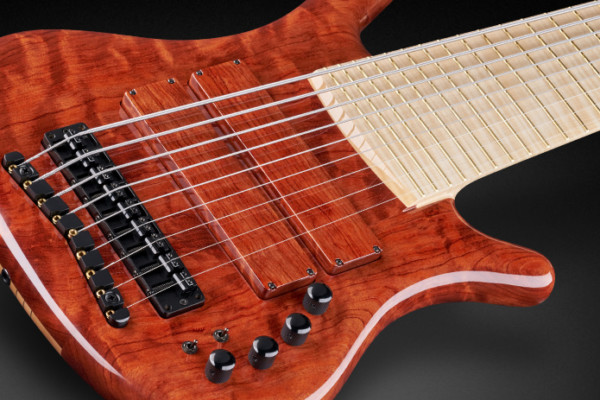 Bass of the Week: Warwick Custom Shop Masterbuilt Corvette NT 9-String
