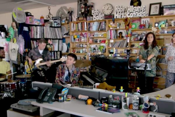Jacob Collier: NPR Tiny Desk Concert