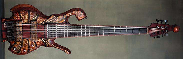 Kelvin Daly 7-String Subcontra Bass