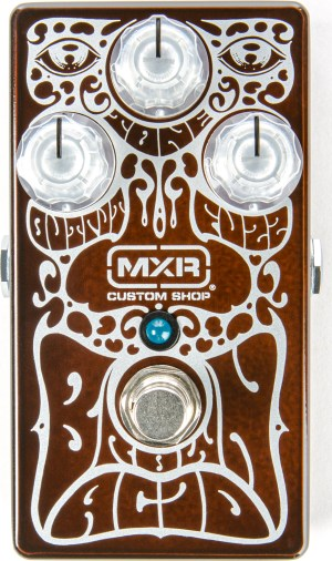 MXR Brown Acid Fuzz Pedal