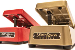 Xotic Effects Introduces New Volume Pedals