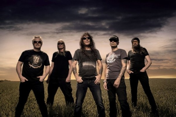 Steve Harris Announces New British Lion Album, U.S. Tour Dates