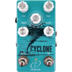 Crazy Tube Circuits Announces the Cyclone Phaser Pedal