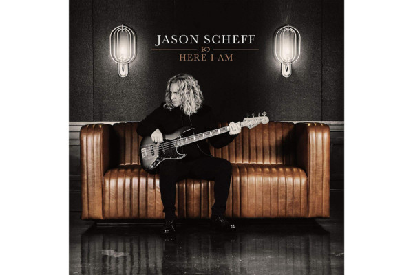 "Jason Scheff Releases Solo Album, ""Here I Am"""