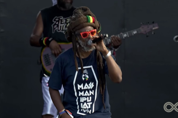 Steel Pulse, The Soul Rebels, and Marcus King: Franklin's Tower