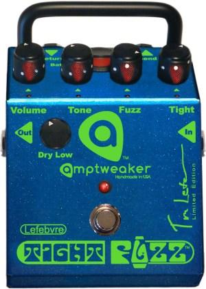 Amptweaker Lefebvre TightFuzz Pedal