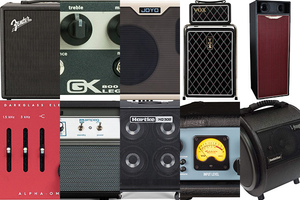 Best of 2019: Top 10 Reader Favorite Bass Amps