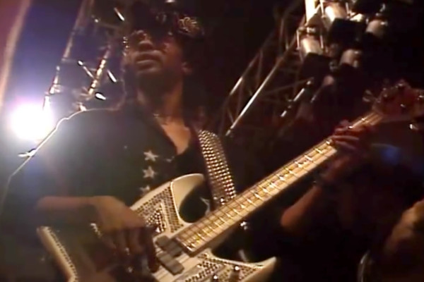 Bootsy Collins: 1993 Band Rehearsal