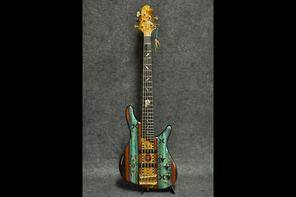 Sugi Guitars NB5 Dream Catcher 33 Bass