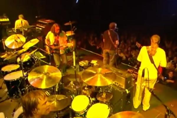Gov't Mule with Gregg Allman, Trey Anastasio, Derek Trucks: Soulshine