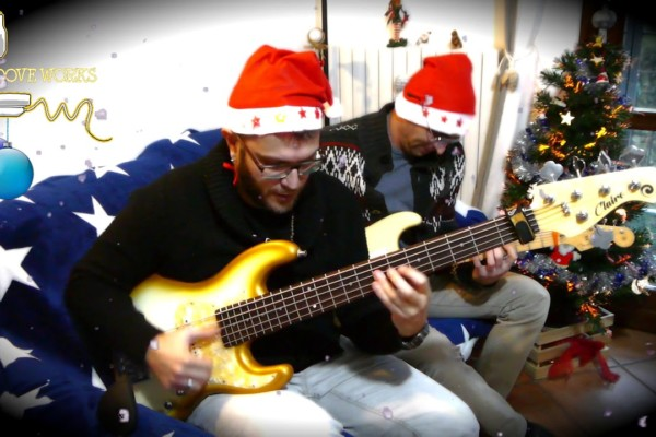 Michele della Malva: Jingle Funkin' Bells